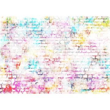 Poszter, színes, falhatású 13042VE (254x184; 368x254 cm)