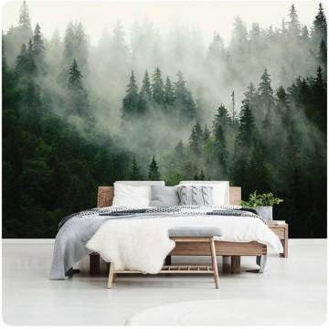 Hajnali erdő, poszter (többféle méretben) 13026