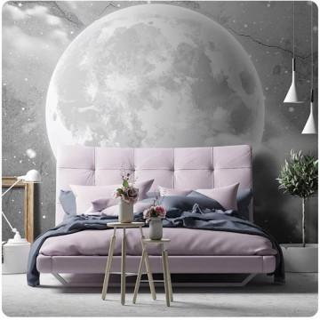 Falhatású poszter, bolygó (többféle méretben) 13574