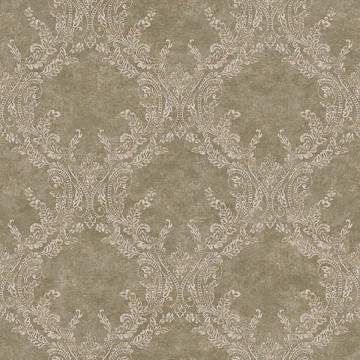 Wll-for elegáns barna tapéta fényes mintával 1211606