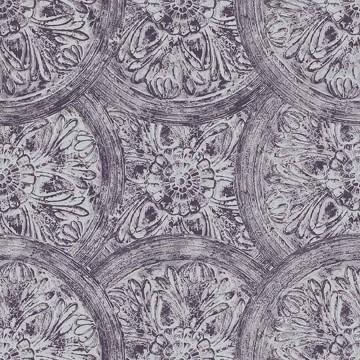Wll-for elegáns lila-ezüst tapéta 1257503