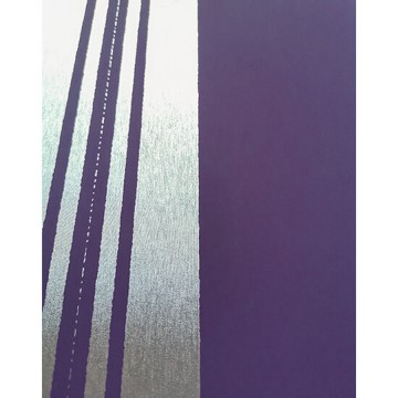 Wll-for lila-ezüst csíkos tapéta 1257603