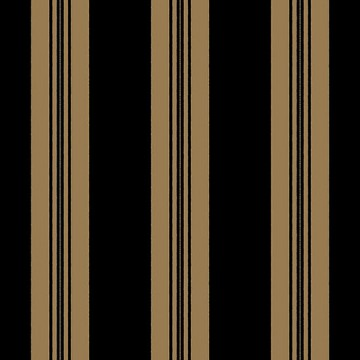 Wll-for fekete-arany csíkos tapéta 1257601
