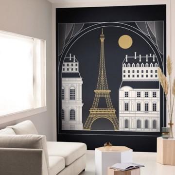 Beautifull Image art deco hangulatú poszter  (vlies, 200 x 280 cm) 100529899