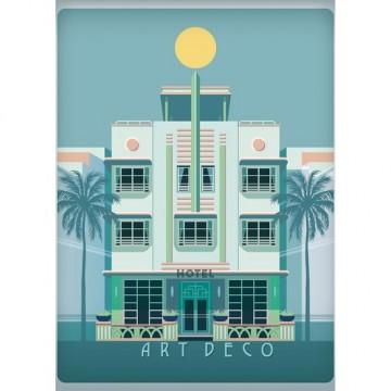 Beautifull Image art deco hangulatú poszter  (vlies, 200 x 280 cm) 100534576