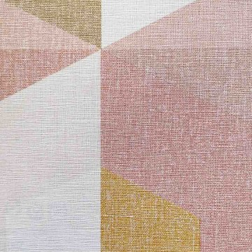 Moove lazac színű geometrikus tapéta