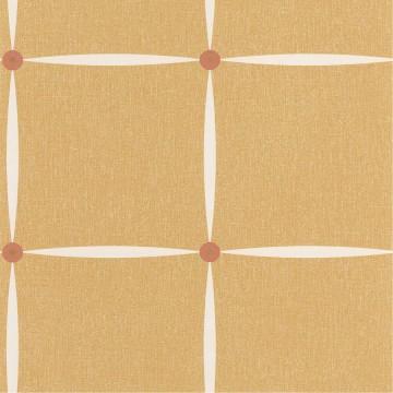 Moove sárga geometrikus tapéta 2121