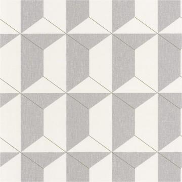 Moove szürke geometrikus tapéta 9000