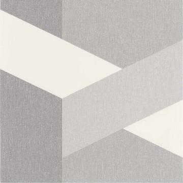 Moove  szürke geometrikus tapéta 9215