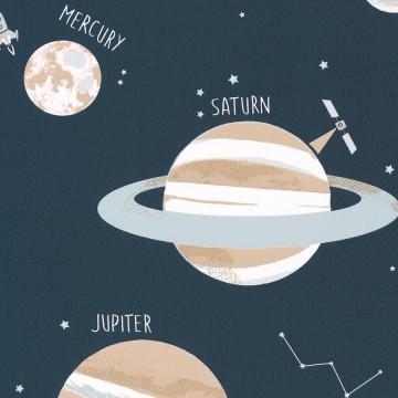 Planet bolygókat ábrázoló tapéta 101906906