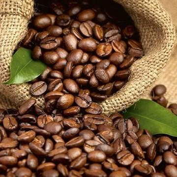 Poszter, kávészemek 150x250 / 225x250 cm / 375x250 cm (0244)