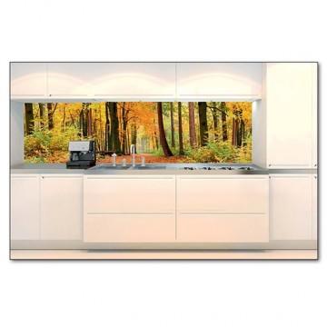 Konyhai tapéta (180, 260, 350 x 60 cm) KI-045