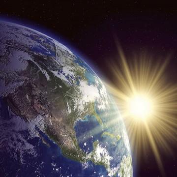 Poszter, Föld 225x250 cm / 375x250 cm (0190)