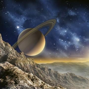 Poszter, bolygók 150x250 / 225x250 cm / 375x250 cm (0187)