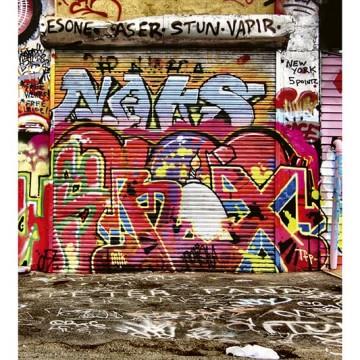 Poszter, graffiti 375x250 / 225x250 cm / 150x250 cm (MS-0321)