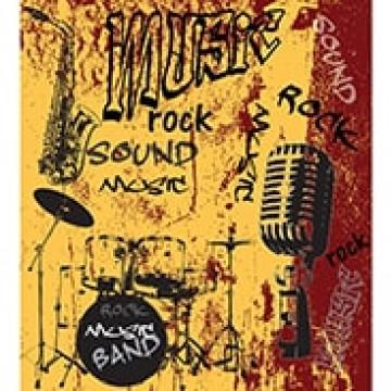 Poszter, graffiti 375x250 / 225x250 cm / 150x250 cm (MS-0330)