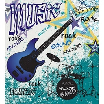 Poszter, graffiti 375x250 / 225x250 cm / 150x250 cm (MS-0323)