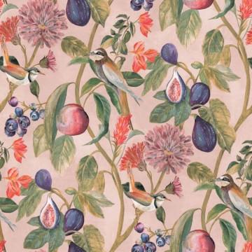 Utopia színes virágos tapéta 91083