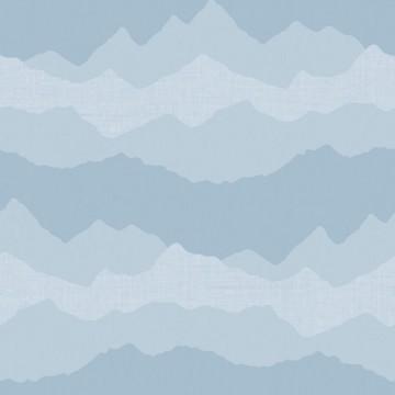 Babylandia kék tapéta gyerekszobába 5418