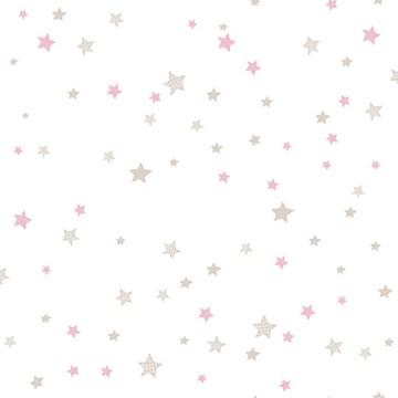 Babylandia csillagos tapéta 5438