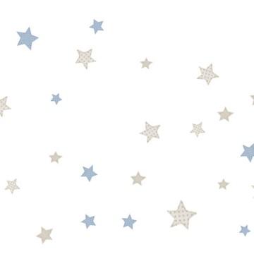 Babylandia csillagos tapéta 5439