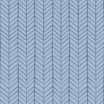 Babylandia kék mintás tapéta 5449